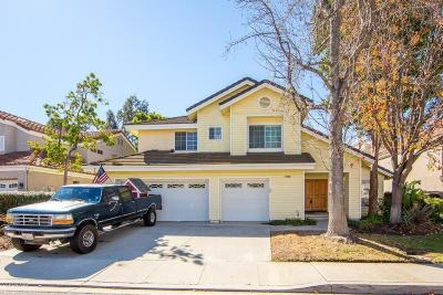 Moorpark Single Family Home For Sale: 11906 Silver Crest Street