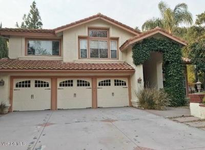 Los Angeles County Single Family Home For Sale: 32515 Aspenview Court