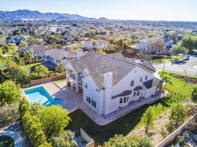 Camarillo Single Family Home For Sale: 2186 Woodcreek Road