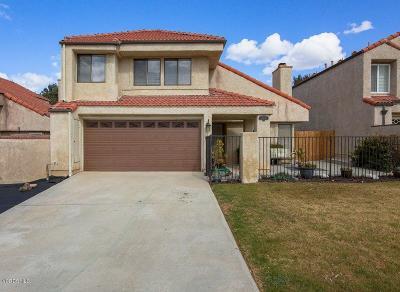 Moorpark Single Family Home For Sale: 15471 Kernvale Avenue