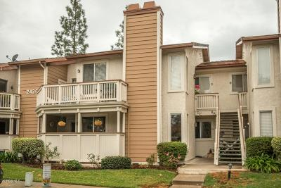 Thousand Oaks Condo/Townhouse For Sale: 2426 Pleasant Way #C