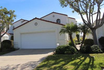 Oxnard Single Family Home For Sale: 2226 Bermuda Dunes Place