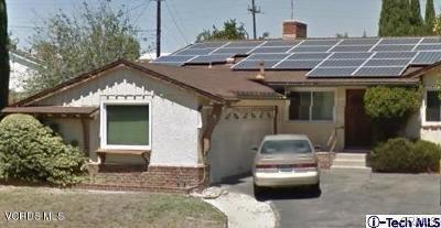 Northridge Single Family Home For Sale: 19811 Gresham Street