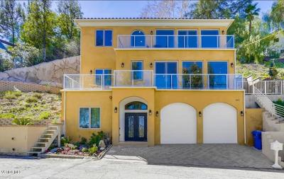 Woodland Hills Single Family Home For Sale: 5037 Marmol Drive