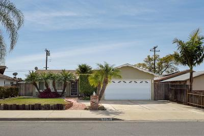 Ventura Single Family Home For Sale: 7330 Grant Street
