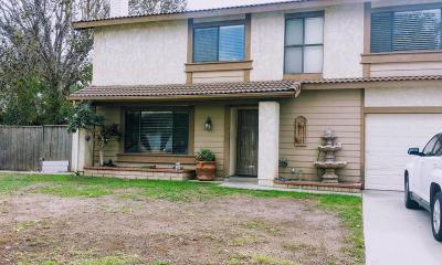 Oxnard Single Family Home For Sale: 1200 Blanca Place