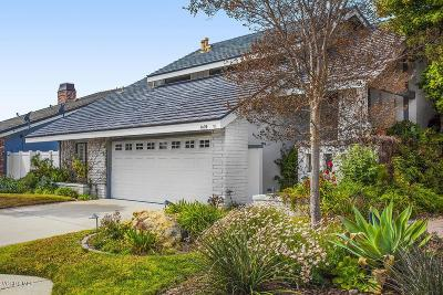 Westlake Village Single Family Home For Sale: 1409 Southwind Circle