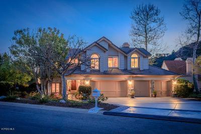 Westlake Village Single Family Home For Sale: 1651 Falling Star Avenue