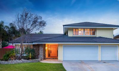 Westlake Village Single Family Home For Sale: 2144 Bridgegate Court