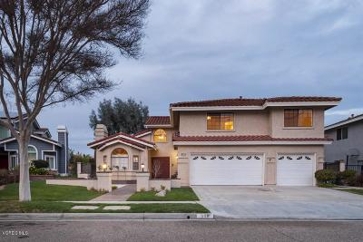Simi Valley Single Family Home For Sale: 359 Golden Moss Court