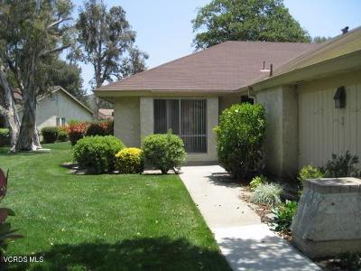 Camarillo Single Family Home For Sale: 25224 Village 25
