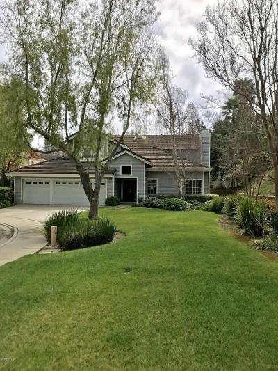 Moorpark Single Family Home For Sale: 11608 Blossomwood Court