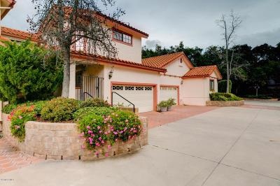 Ojai Condo/Townhouse For Sale: 311 West Summer Street #E