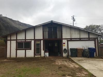 Ventura Single Family Home For Sale: 212 East Barnett Street