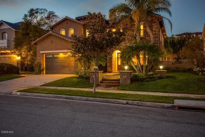 Simi Valley Single Family Home For Sale: 4957 Corral Street