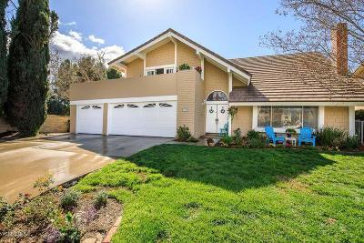 Westlake Village Single Family Home For Sale: 1109 Freeport Court