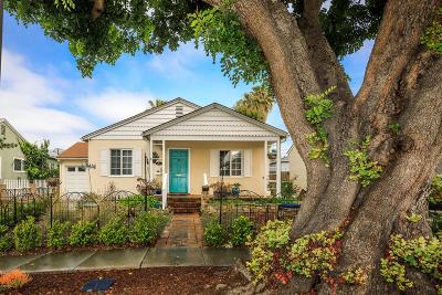 Single Family Home For Sale: 5511 West 77th Street