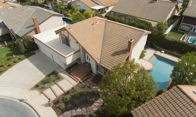 Westlake Village Single Family Home For Sale: 3321 Sawtooth Court