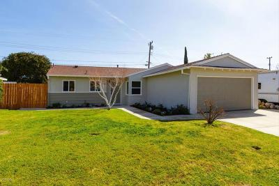 Simi Valley CA Single Family Home For Sale: $509,900