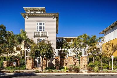 Oxnard Condo/Townhouse For Sale: 1531 Windshore Way