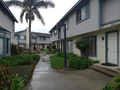Oxnard Condo/Townhouse For Sale: 2035 East Bard Road