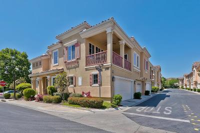 Simi Valley CA Condo/Townhouse For Sale: $509,900