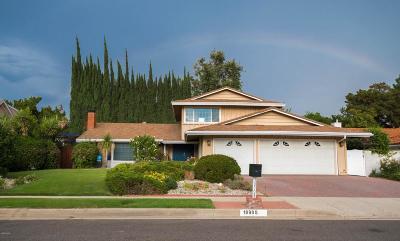 Northridge Single Family Home For Sale: 10908 Bismarck Avenue