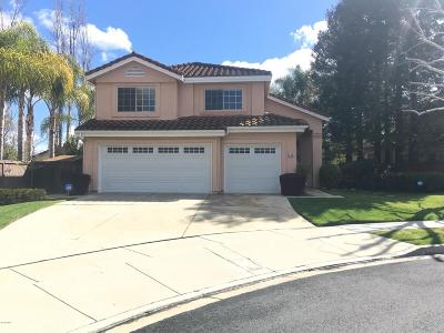 Simi Valley CA Single Family Home For Sale: $689,950