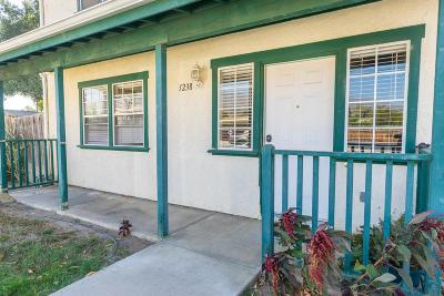 Santa Paula Single Family Home For Sale: 1238 Orchard Street East