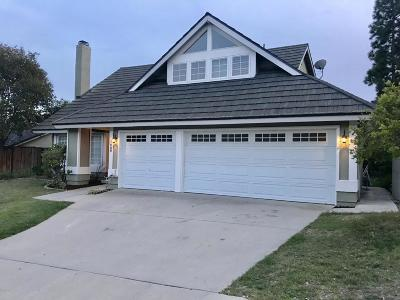 Thousand Oaks Single Family Home For Sale: 1668 Sweet Briar Place