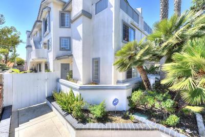 Oxnard Condo/Townhouse For Sale: 5220 West Wooley Road