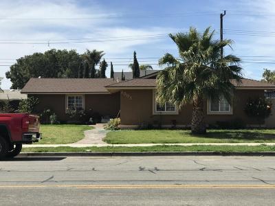 Oxnard Single Family Home For Sale: 2501 El Dorado Avenue