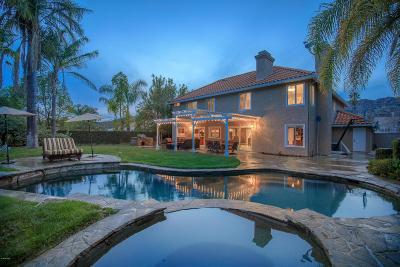Oak Park Single Family Home For Sale: 5480 East Napoleon Avenue