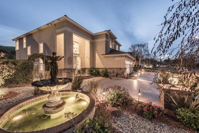 Simi Valley Single Family Home For Sale: 50 Mollison Drive