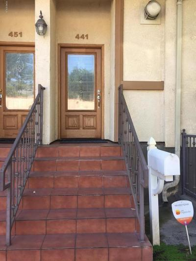 Burbank Condo/Townhouse For Sale: 441 South 7th Street