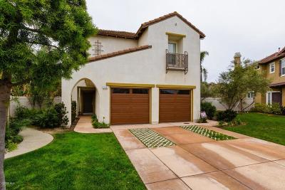 Oxnard Single Family Home For Sale: 258 Field Street