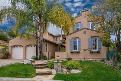 Simi Valley Single Family Home For Sale: 112 Kelton Court
