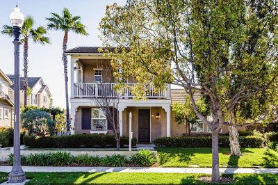 Camarillo Single Family Home For Sale: 532 Village Commons Boulevard