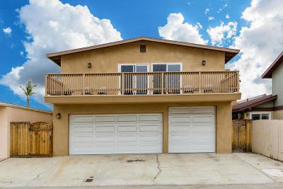 Oxnard Single Family Home For Sale: 5215 Wavecrest Way