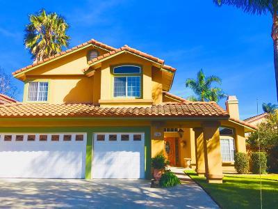 Oxnard Single Family Home For Sale: 2416 Hillrose Place