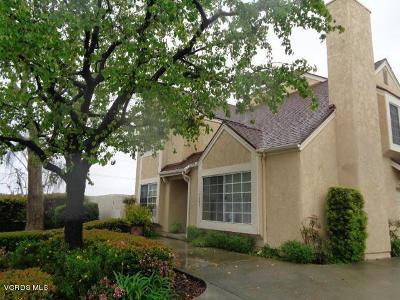 Ventura Condo/Townhouse For Sale: 1397 Johnson Drive