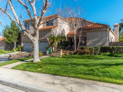 Moorpark Single Family Home For Sale: 12125 Arbor Hill Street