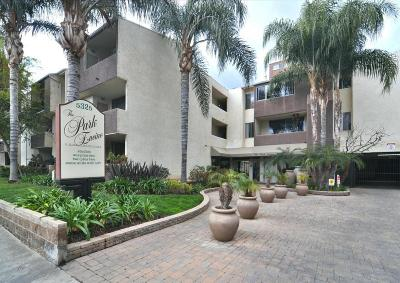 Encino CA Condo/Townhouse Sold: $372,000