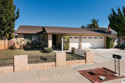 Simi Valley Single Family Home For Sale: 926 Erringer Road