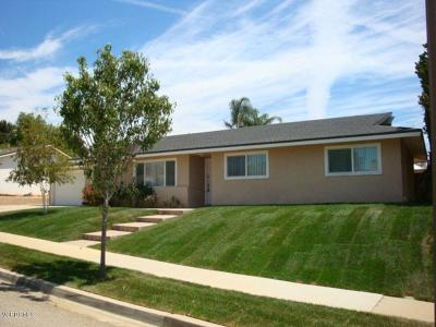 Simi Valley Single Family Home For Sale: 3444 Austin Avenue
