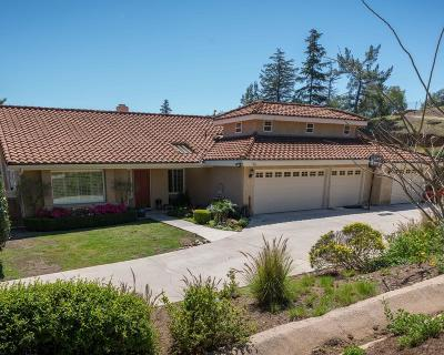 Thousand Oaks Single Family Home For Sale: 2071 Hopewell Court