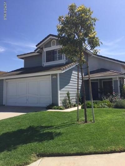Camarillo Single Family Home For Sale: 5604 Camino Deville