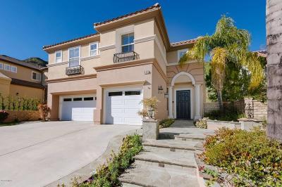 Oak Park Single Family Home For Sale: 6195 Deerhill Road
