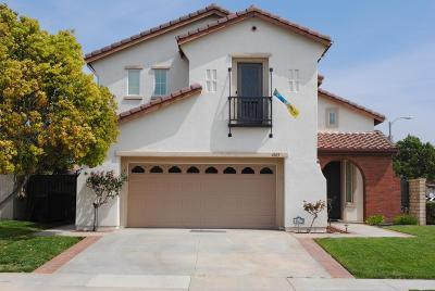 Camarillo Single Family Home For Sale: 4603 Via Dulce