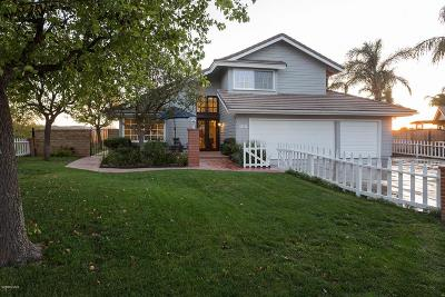 Simi Valley Single Family Home For Sale: 5501 Coloma Circle